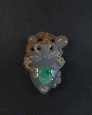 Superb Chinese antique jade water dropper