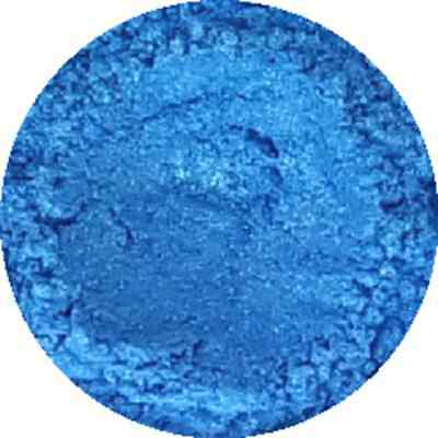 Ice Blue Cosmetic Mica Powder 3g-50g Pure Soap Bath Bomb Colour Pigment