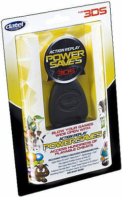 3DS Action Replay Powersaves inkl. Pokemoncheats