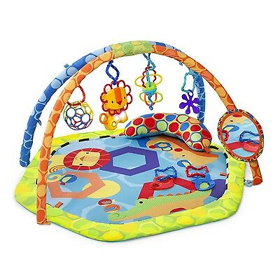 OBALL 81532 PLAY-O-LOT Activity Gym Spielbogen Krabbeldecke