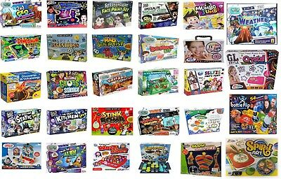 kids Children boys girls creative activity fun joy science set toys games new