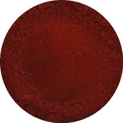 Red Oxide Cosmetic Mica Powder 3g-50g Pure Soap Bath Bomb Colour Pigment