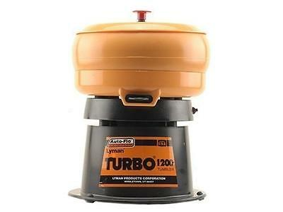 Lyman Pro 1200 Turbo Tumbler With Auto-Flo 220v LY7631632