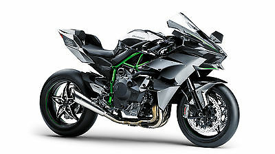 MAISTO 1:18 Kawasaki Ninja H2 R H2R MOTORCYCLE BIKE DIECAST MODEL TOY NEW IN BOX