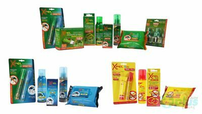 Xpel Mosquito & Insect Repellent & Sting Relief - All Products