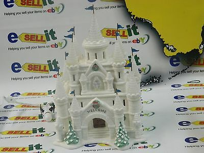 Department 56 - Snow Village Snow Carnival Ice Palace