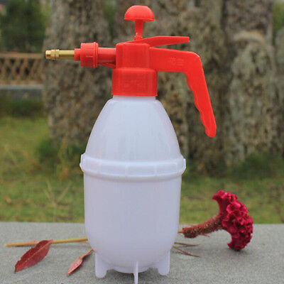 Portable Compression 0.8L Handheld Pressure Gardening Hardcore Watering Sprayer