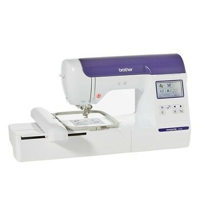 Brand New Brother Embroidery Machine Now With Colour Touch Screen