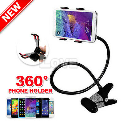 360 Rotation Car Mount Holder Stand Universal Windshield For GPS iPhone Samsung