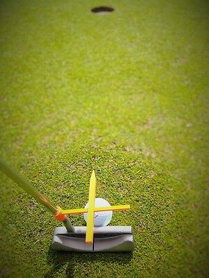 Train Your Aim - Golf Putting Training Aid - Free Shipping!