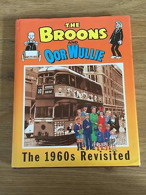 THE BROONS AND OOR WULLIE HARDBACK ANNUAL - THE 1960s REVISITED