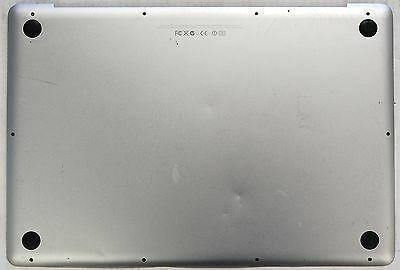 "Apple Unibody MacBook Pro 15"" Mid 2010 A1286 Bottom Base Cover Chassis Grade C"
