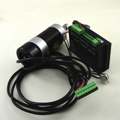CNC 400W ER11 Brushless Spindle Motor and Driver Controller for Engraving