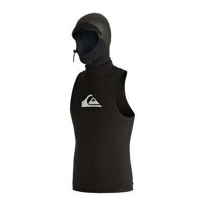Quiksilver Syncro 2mm Hooded Polypropylene Vest