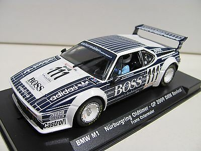 "Fly 051302 BMW M1 ""Boss"" Special Edition"" No.111, GP 2009 NEUWARE mit OVP"