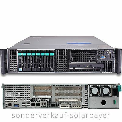 Intel Servidor SR2625 Xeon Hexa-Core 2 x L5640 Ram 24GB @ HP DL380 Dell R720