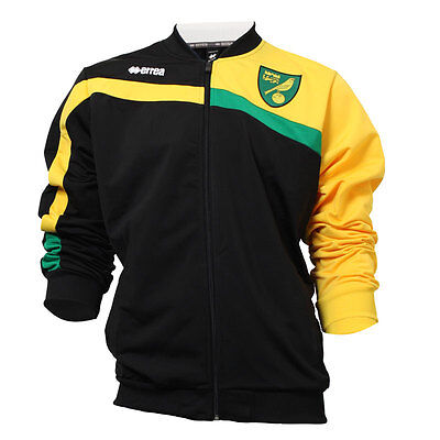 Official Norwich City Fc 2015/16 Andromeda Tracktop