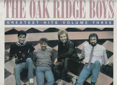 Oak Ridge Boys . Greatest Hits 3 . Columbia House . 1989 MCA LP