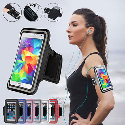 Sports Armband Gym Running Jogging Case Workout Arm Holder For New iPhone 7 Plus
