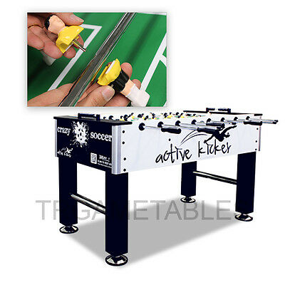 5FT Soccer / Foosball Table with 2 Balls - Mountable Players Customise Formation