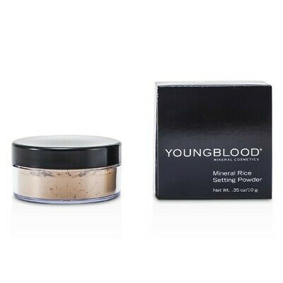 Youngblood Mineral Rice Setting Loose Powder - Medium 10g Foundation & Powder