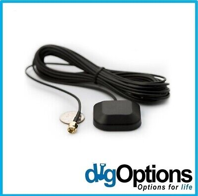 !GPS Antenna to suit Lifestyle S60 Model  Brass Plug Male GPS Active Connector