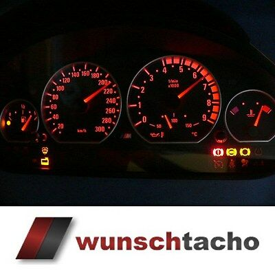 speedometer speedometer dial for BMW E46 Petrol M3 Scaling