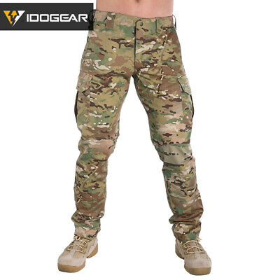 EMERSON CP Field Tactical Pants Airsoft Combat Hunting Trousers MultiCam EM6990