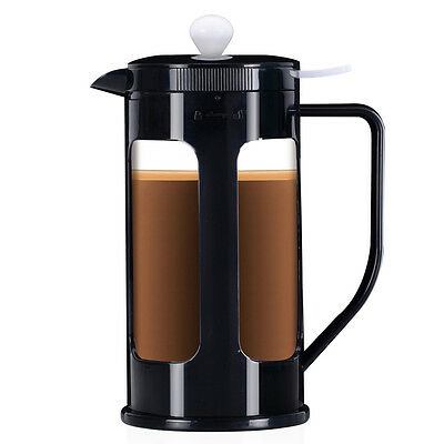 Coffee Cup French Plunger Press Tea Maker New 350ML