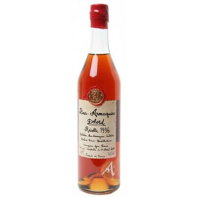 Delord Bas Armagnac 1996 from France 700ml
