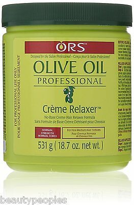 ORS Olive Oil Professional Creme Relaxer Normal Strength 531g