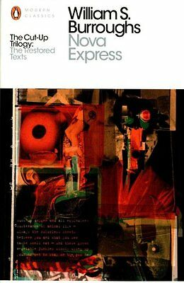Nova Express The Restored Text by William S. Burroughs 9780141396064