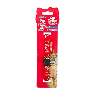 Hello Kitty Standard Cat Collar 1 x 33cm RRP £3.99