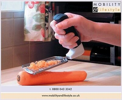 Cheese Grater with right angle handle