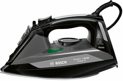 Bosch TDA3020GB Sensixx'x DA'30 Power III Multi Directional Steam Iron 2800W