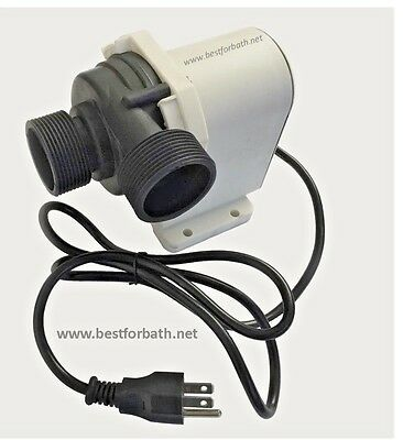 Drain Water Pump for Shower and Bathtubs