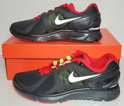 size 40 afbce 4b0ae Nike Lunar Eclipse +2 Men s Black   Red New In Box Multiple Sizes 487983 006
