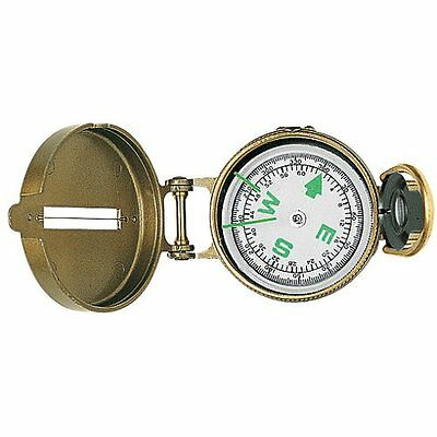 Herbertz Model Scout Compass Case Bronze