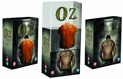 Oz Series 1 - 6 Dvd Complete Seasons Collection Box Set Ozwald 1 2 3 4 5 6 New