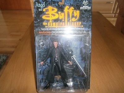 Buffy The Vampire Slayer Moore Action Collectables Angel Action Figur