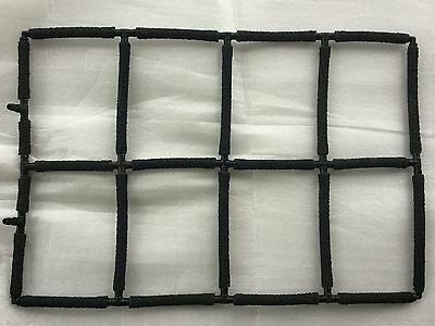 "Hydroponic 13.5""x 9.5"" Air units for any DWC/systems Aeration Diffuser air stone"