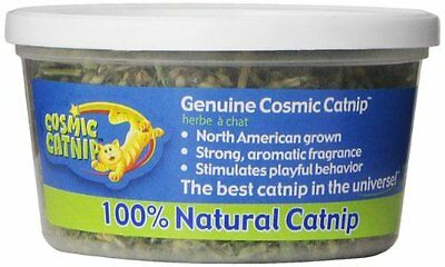 "Our Pets Catnip Cup 0.5 ounces Brown 3.63"" x 6.63"" x 2"""