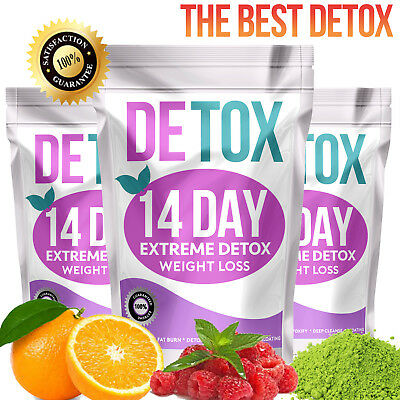 14 DAY SET (Weight Loss Tea, Detox, Slimming Tea,BURN FAT TEA)