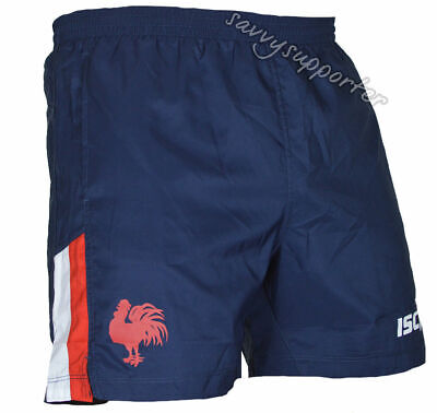 Sydney Roosters 2017 NRL Training Shorts Adults and Kids Sizes Available