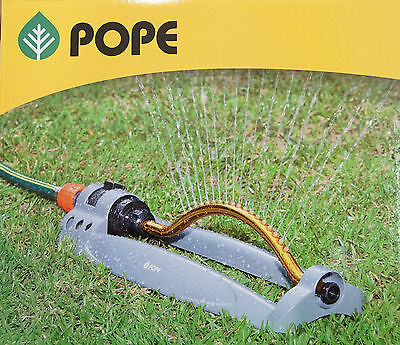 Pope Rainwave Deluxe Oscillating Sprinkler