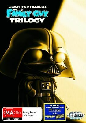 Family Guy  (Star Wars) Trilogy DVD R4