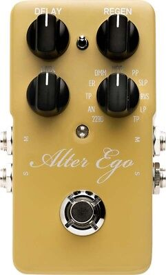TC Electronic Alter Ego (Flashback Delay Retooled - PGS Design)