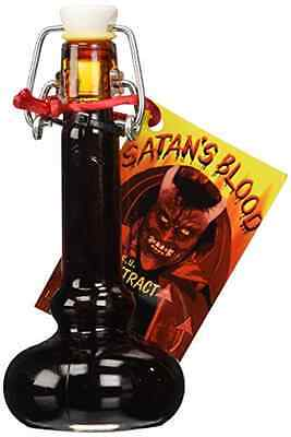 NEW Satans Blood Hot Sauce, 1.35 Ounce FREE SHIPPING