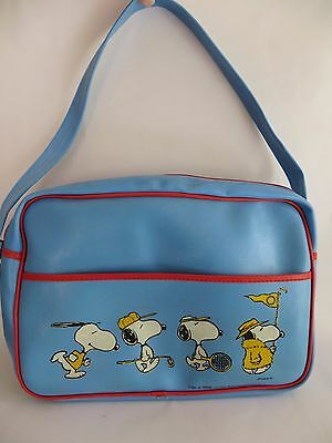 Snoopy Bag by Charles M Schulz - C1958 United Feature Syndicate Inc