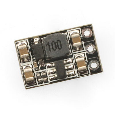 F18991 Voltage Booster 1S Lipo 3.7V to 5V Step-up Converter Module Output 500mah